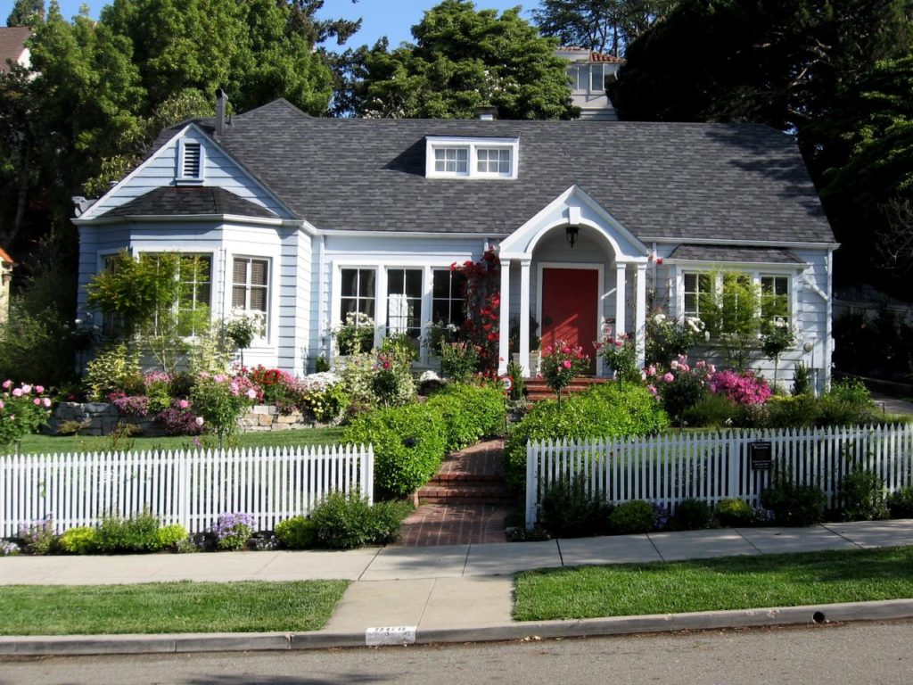 Home Landscaping Project