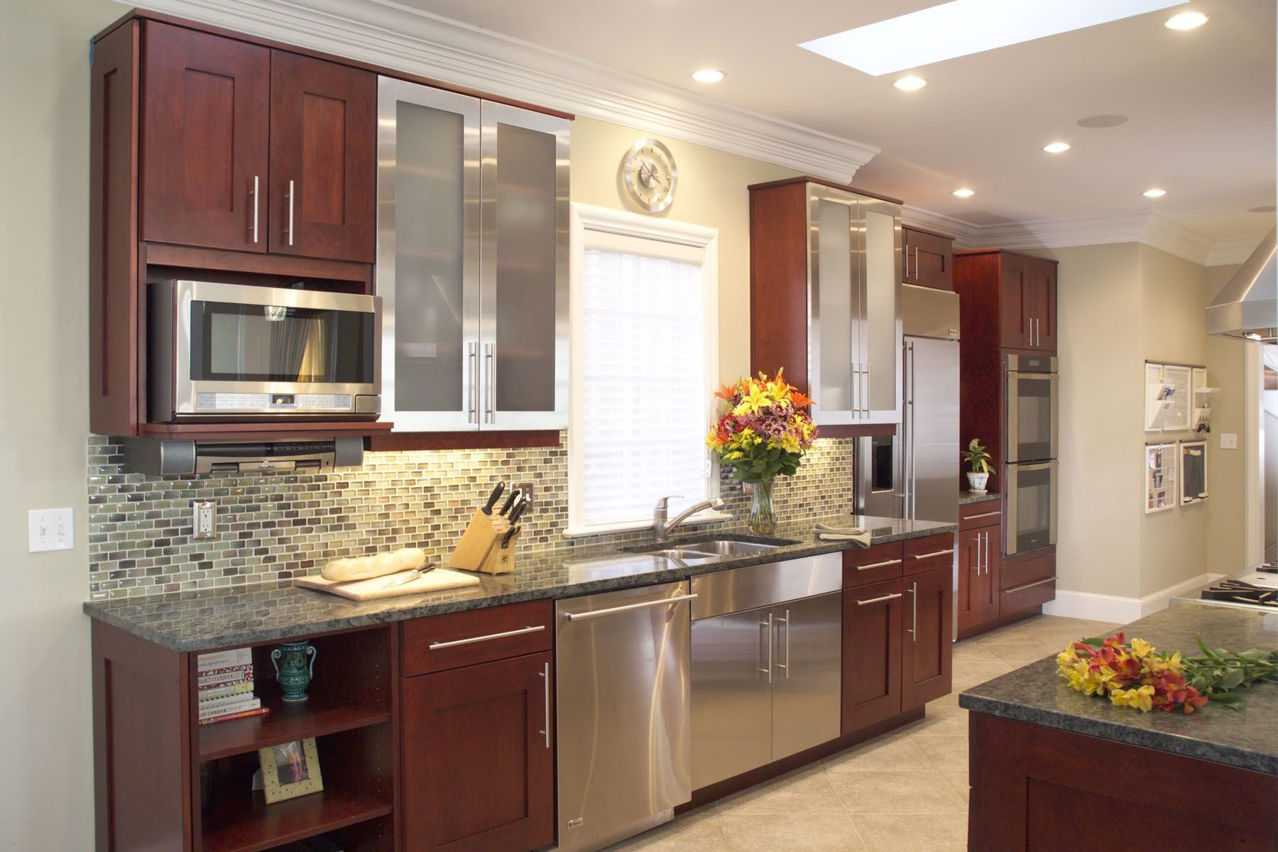 All Wood Kitchen Cabinets - Set Perfect Style And Tone In Your Kitchen