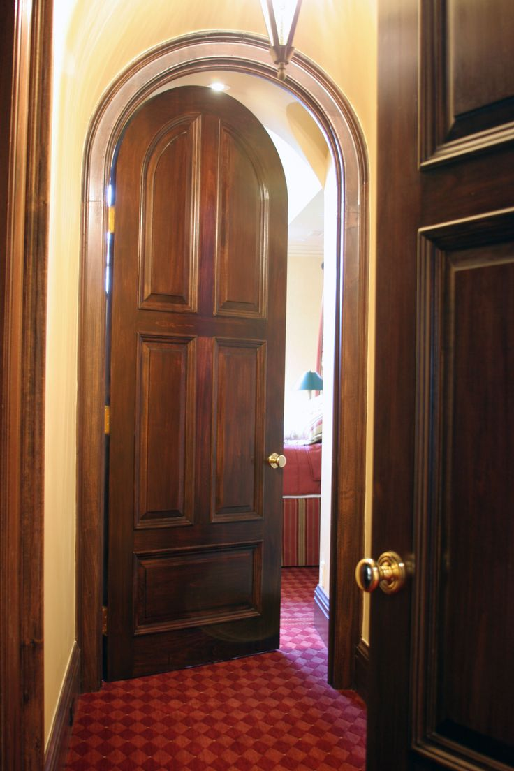 Historical Creation of Solid Wood Doors by Modern-Age Customization