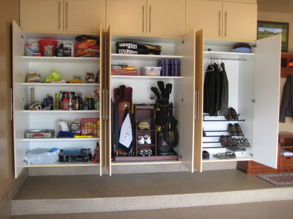 How to Utilize Your Garage - Storage Shelving