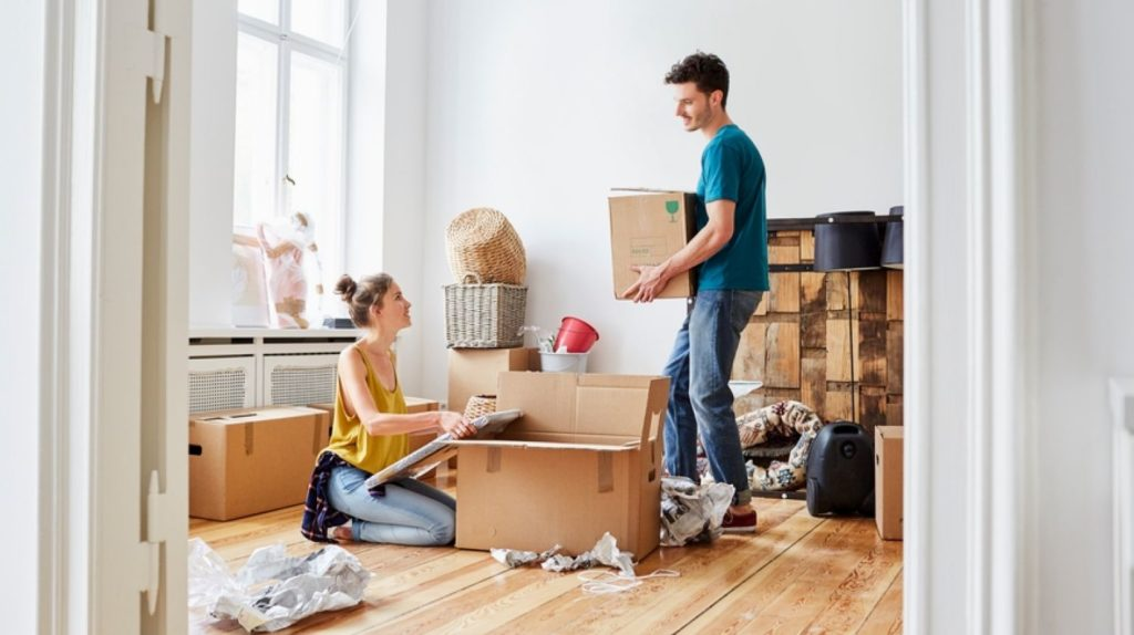 Man And Van Woking Reliable and Trusted Moving Services