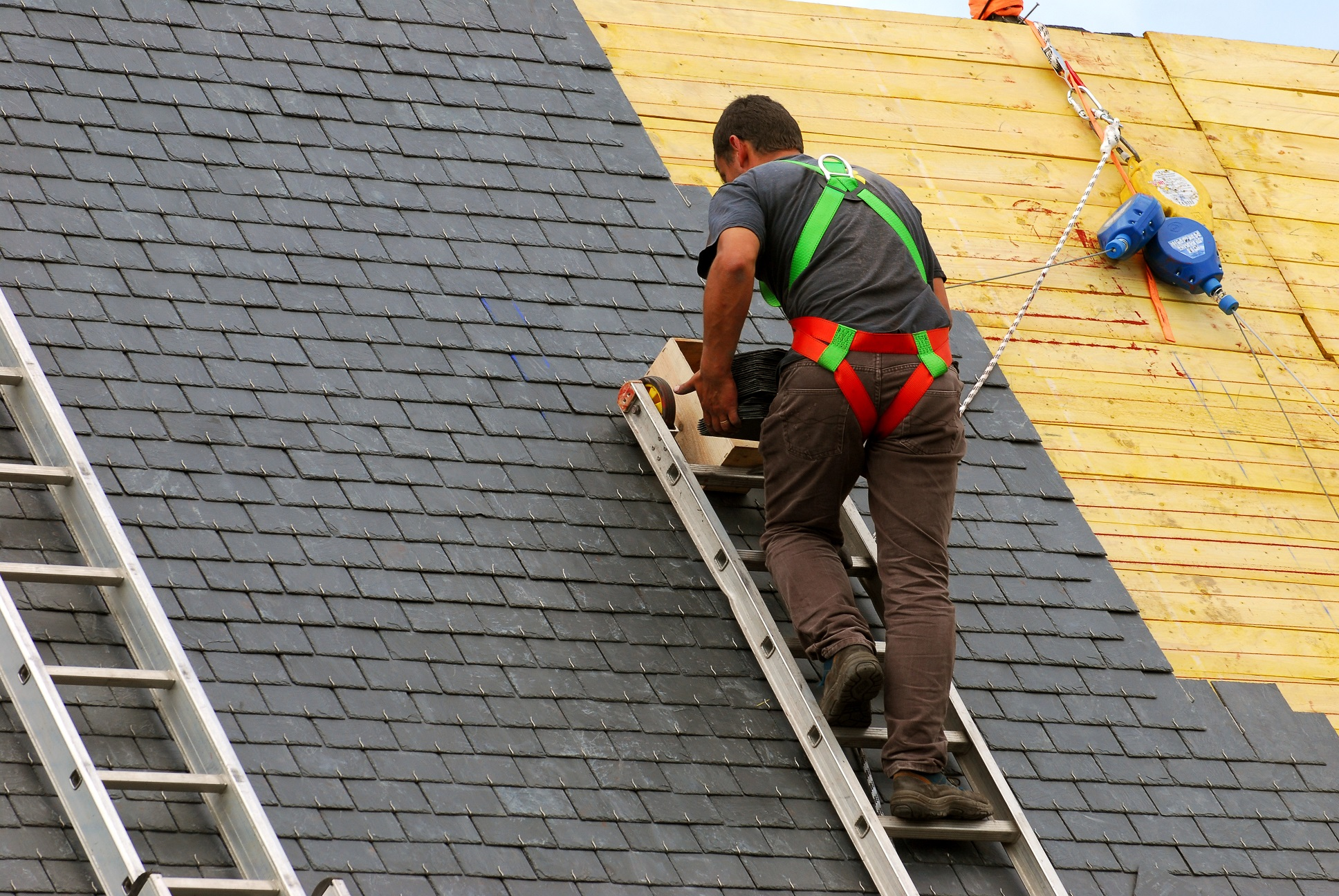 Roof Repairs - Worry no More