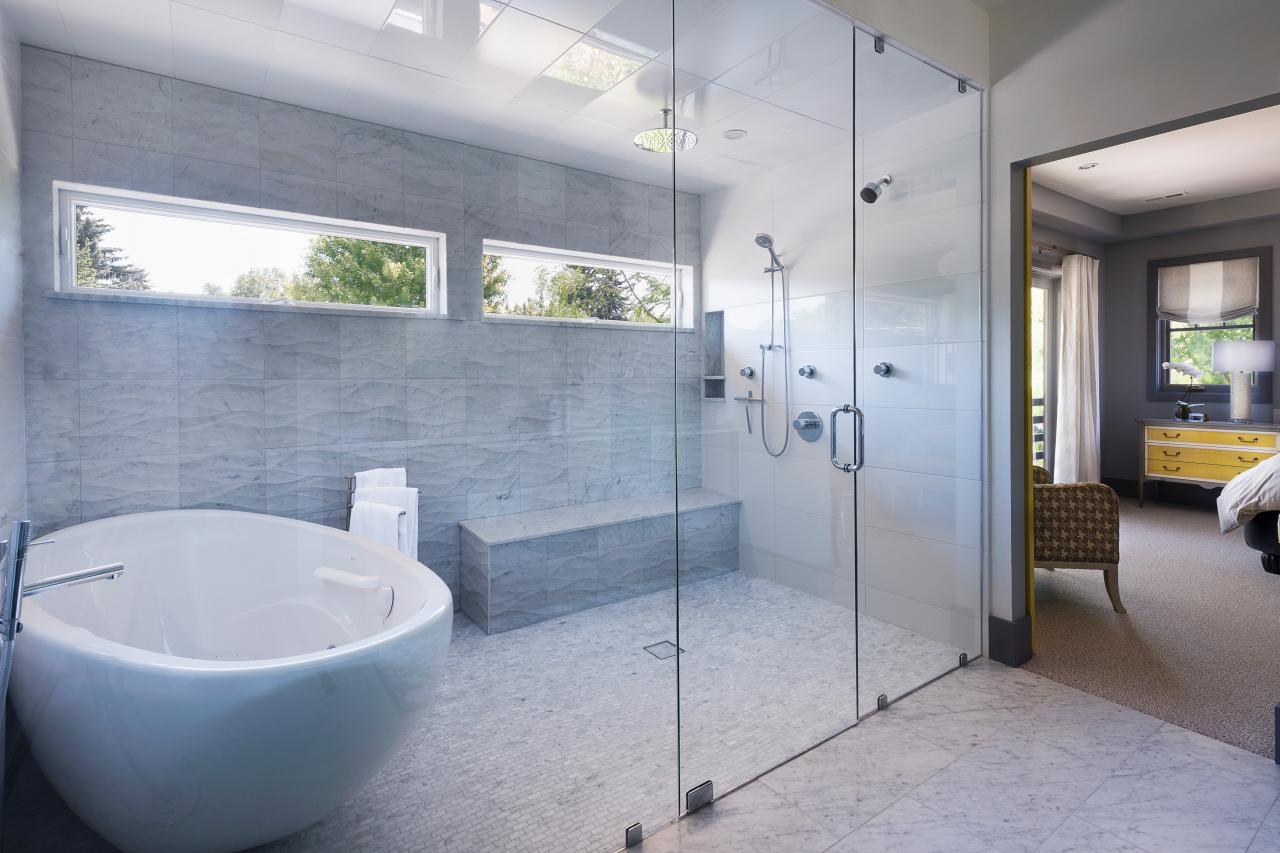 Stroll In Shower Layouts - What Exactly Are You Walking Into?