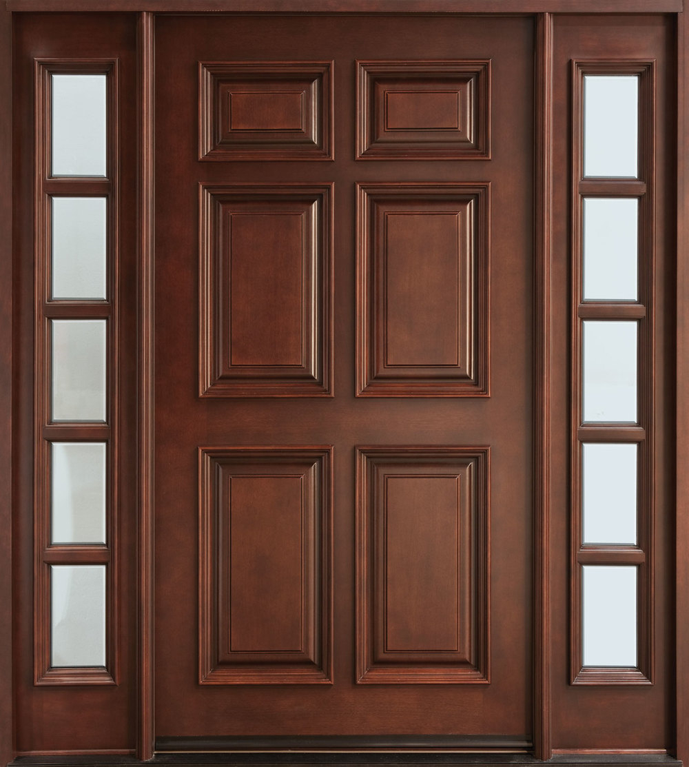 Unearth Different Types of Discount Doors for Your Home Facade in Houston